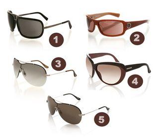 Mais, histoire de rendre hommage à ma façon au très célèbre couturier  Français, je vous propose de préparer l été grâce à 5 paires de lunettes de  soleil ... 21121a934f69